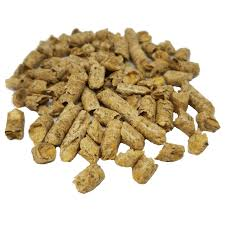Organic Soy Hulls Pellets By the 50 Lb bag.