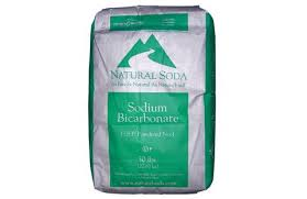 Sodium Bicarbonate 50 lb bag