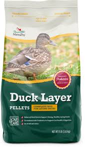 MALLARD DUCK GROWER FEED