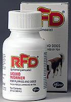RFD Dog Wormer For Healthy Dogs