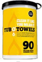 Tub-O-Towels