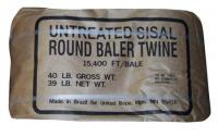 Twine Baler Untreated