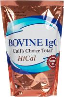 Colostrum Replacer Calf's Choice Total Hi-Cal Bovine IgG 700 Gram bag