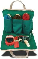 Grip-Fit Grooming Kit w/ Canvas Bag