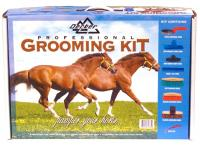 Grip-Fit Grooming Set Inside Carring Box