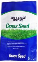 Sun & Shade Grass Seed 25 & 50 Lb Bag