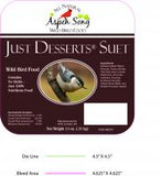 Aspen Song® Just Desserts® Suet