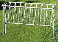 16 Gauge Thrifty Leveraged Hay V-Rack