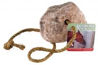 Equine Mineral Rock on a Rope