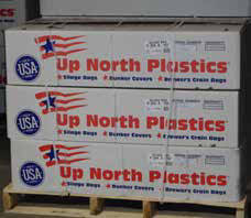 Up North Plastics Silage Bags 14 Feet by 500 Feet Long