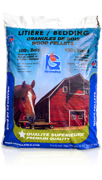 Rip O Bec Premium Bagged Wood Shavings 35 Lbs per bag (3 Cubic Feet)