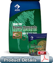 Forage First Horse Rewards (Sold in 8-3 Lb bags)