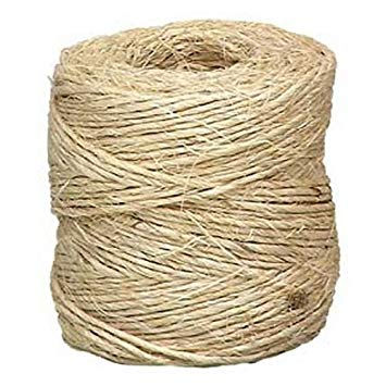 Baling Twine (Sisal Twine) 16,000 Green or Gold