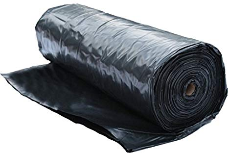 Vapor Barrier 40 x 1320 (1.6 Mil Thick)