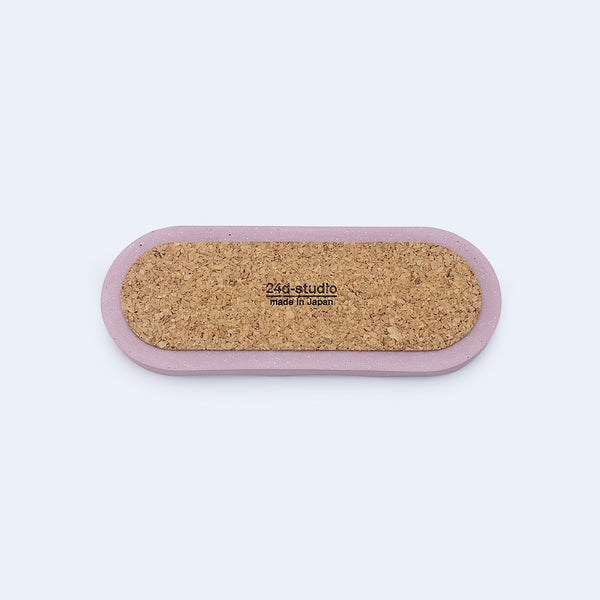 laser etched cork liner for botanica tray by 24d-studio