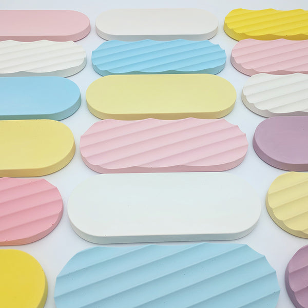 color variations for botanica trays by 24d-studio