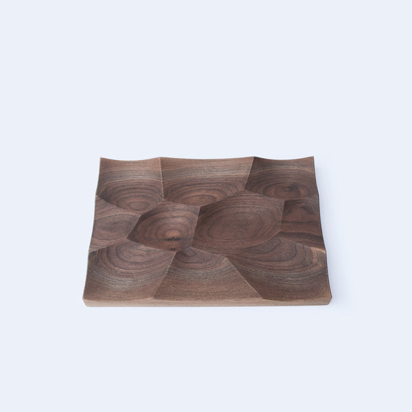 Storm Tray are made in a variety of hardwoods as walnut and beech wood.