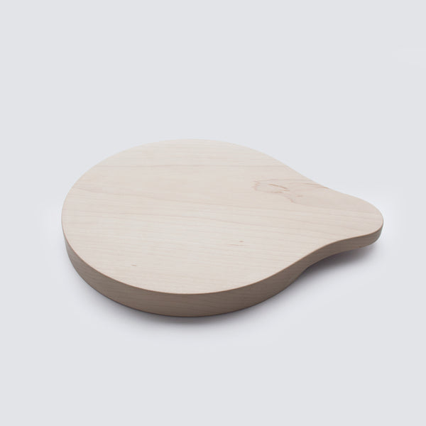 Loops small cutting board and tray made by 24d-studio in Japan