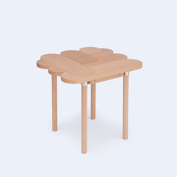 Moku+ collection is made from solid beech wood by 24d-studio