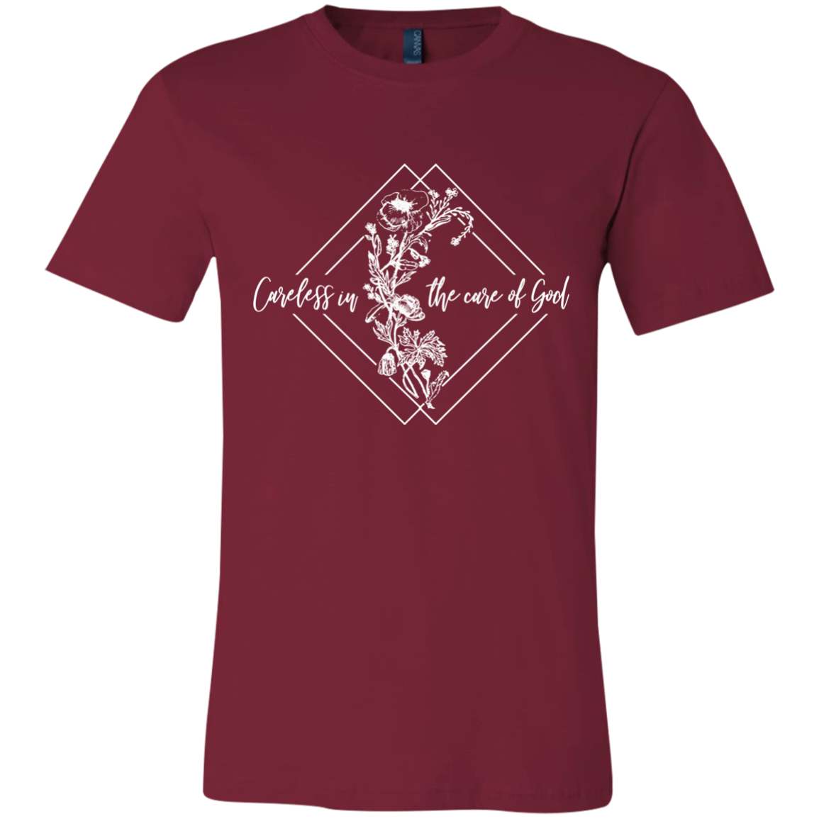 Careless in the Care Short-Sleeve T-Shirt