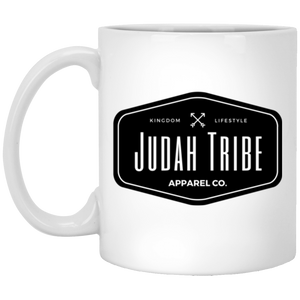 Judah Tribe 11 oz. White Mug