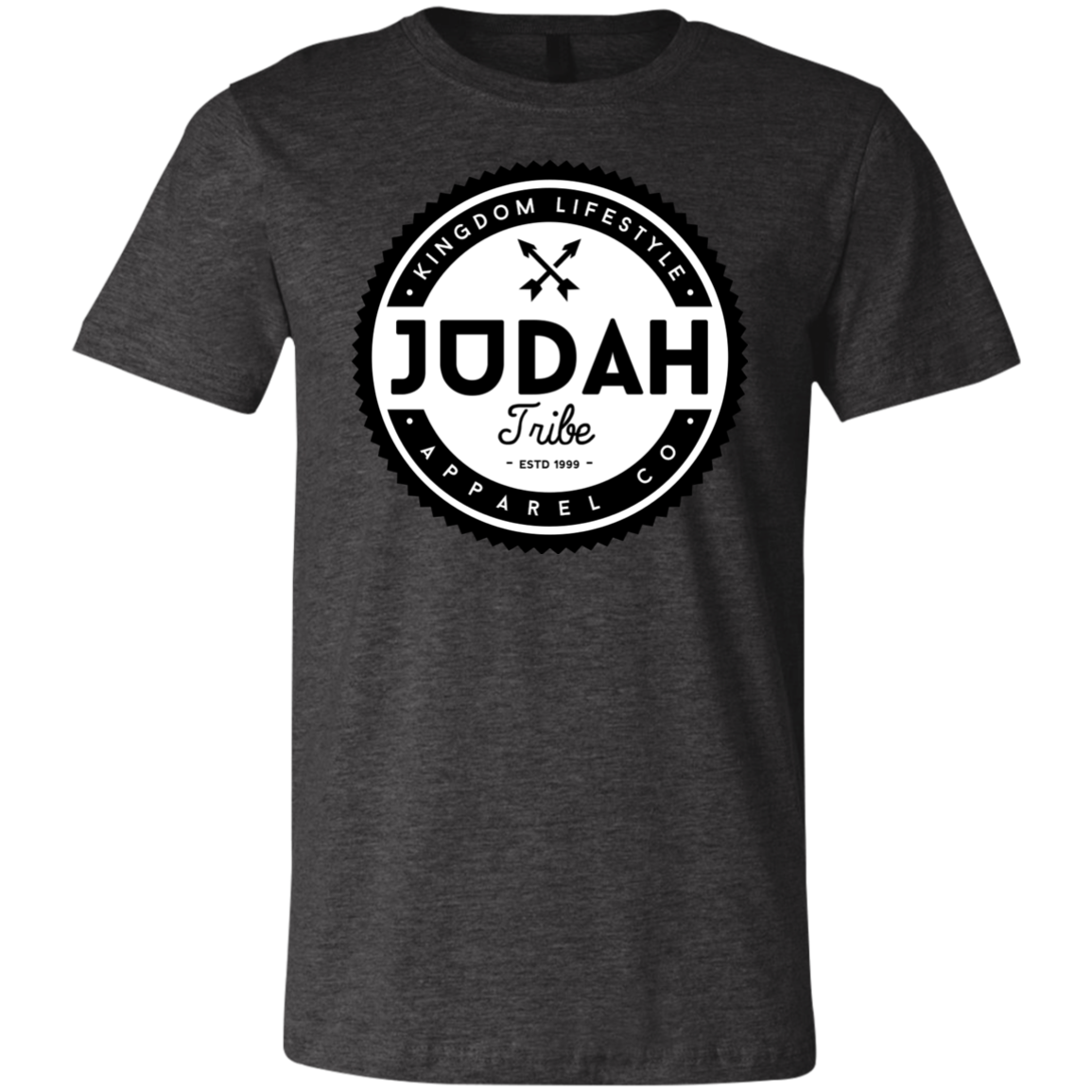 Unisex Judah Tribe White T-Shirt