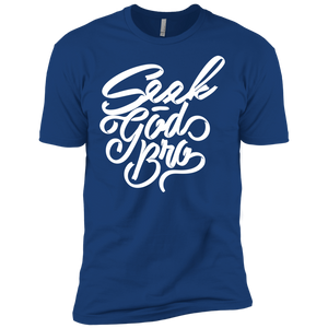 Seek God Bro Premium T-Shirt