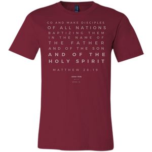 Unisex Missions Short-Sleeve T-Shirt