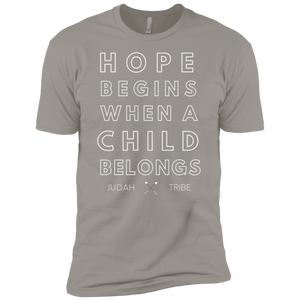 When a Child Belongs Premium T-Shirt
