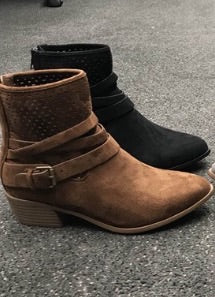 3019 brown bootie