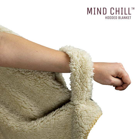 mind chill custom pet hooded blanket