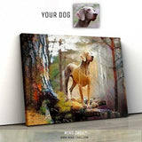 MODERN IMPRESSIONIST DOG PORTRAITS - FEATURING YOUR DOG!
