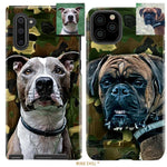 Custom Camo Print Style | Unique Pet Phone Case | Made Just For You! - MIND CHILL - Custom Creativity