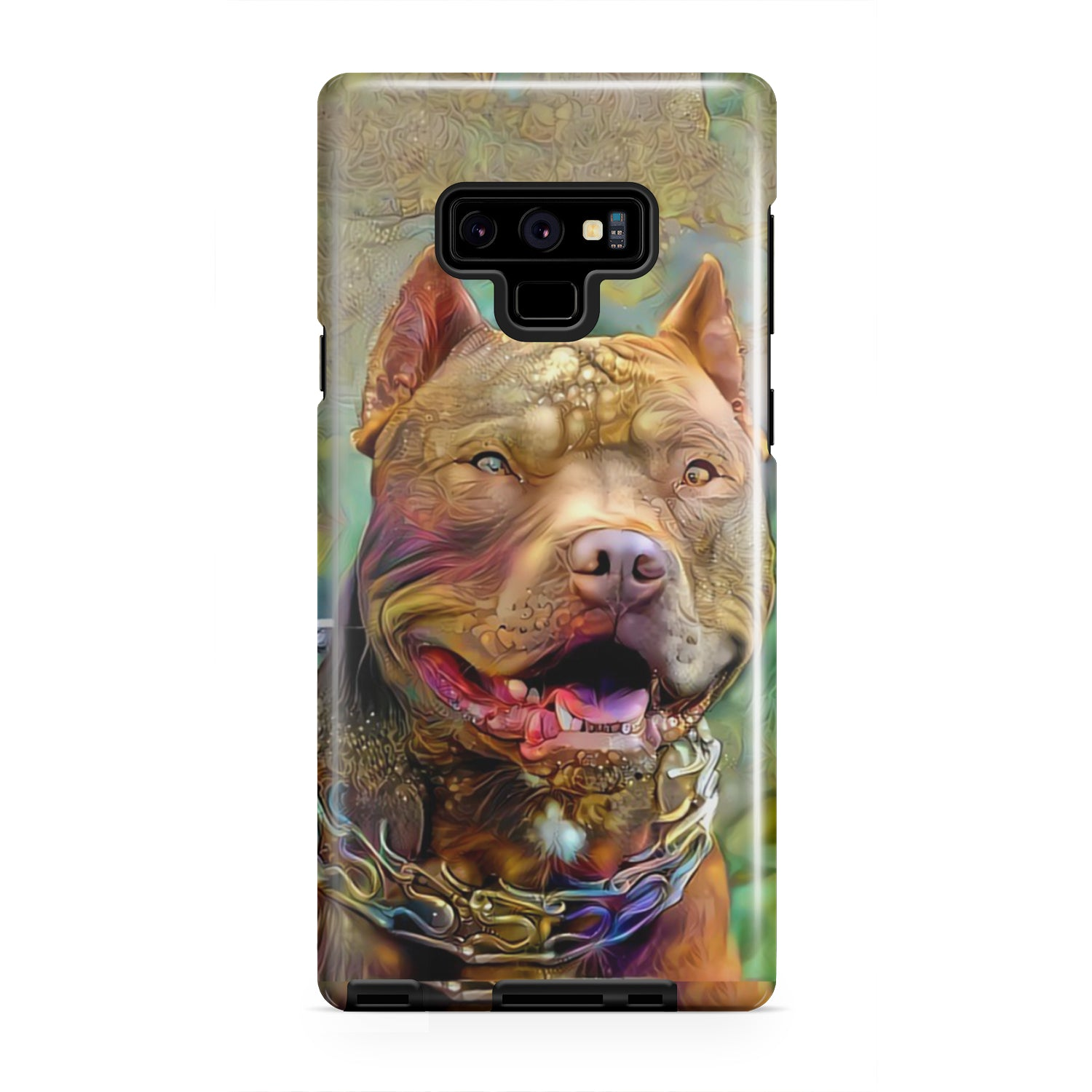 Custom Legend Graffiti Pet Phone Case | Memorial Pet Portrait Gift