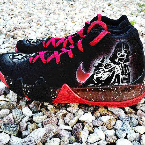 "Nike Kyrie 4 ""Darth Vader"" [Run of 5]"