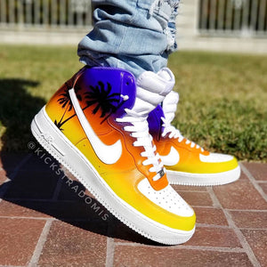 "Air Force 1 High ""Sunset"" [5 Pair Run]"