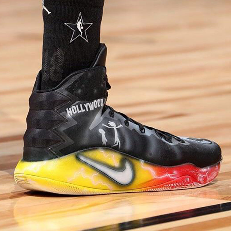 Karl Anthony Towns '2018 All Star- Rick and Morty Go To Hollywood' Hyperdunk 2016 [5 Pair Run]