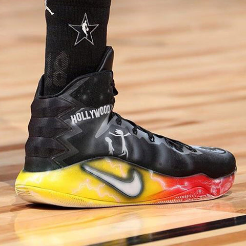 bc9031846dc851 Karl Anthony Towns  2018 All Star- Rick and Morty Go To Hollywood  Hyperdunk