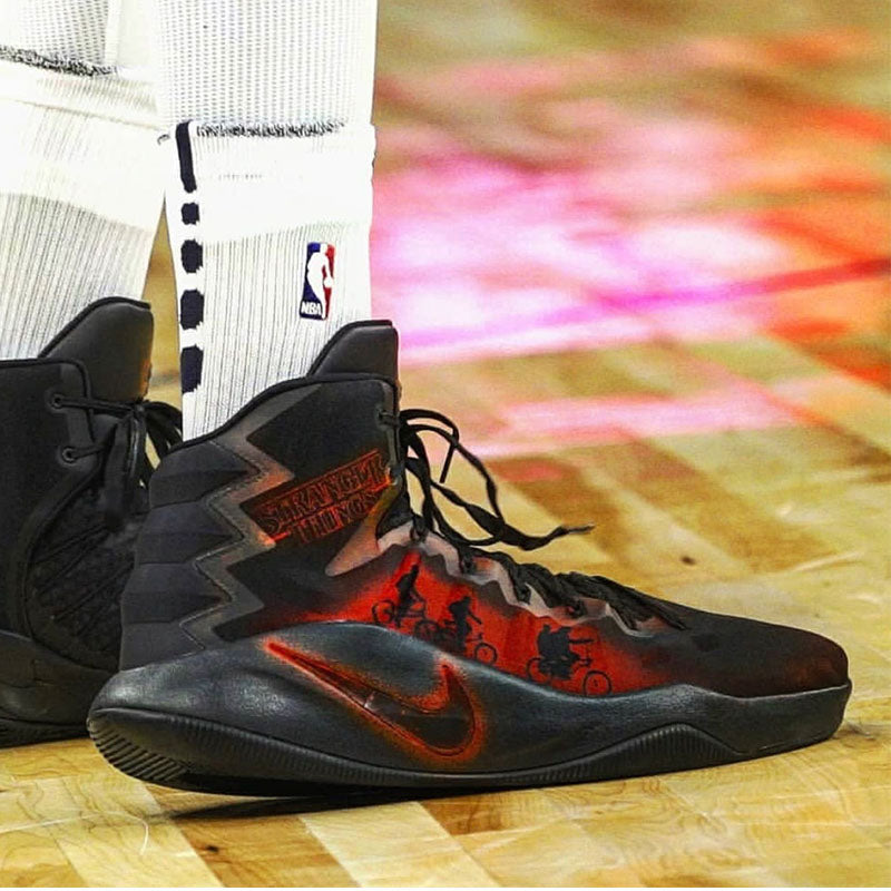 Karl Anthony Towns 'Stranger Things' Hyperdunk 2016 [5 Pair Run]