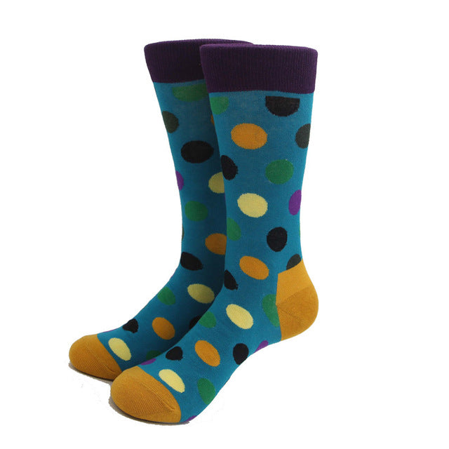 Alt Dots Socks