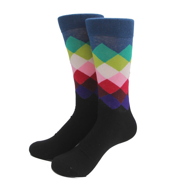 Dark Diamond Socks