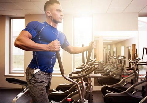 How To Exercise Using A Cross-Trainer Or Elliptical