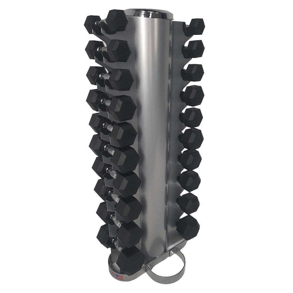 Force USA Dumbbell Tree Rack Holds 10 Pairs