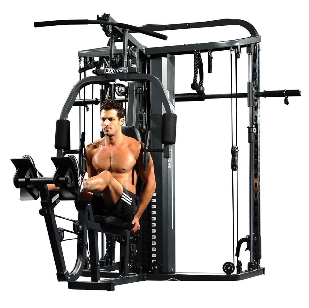 JX Utility 138Lbs Home Gym