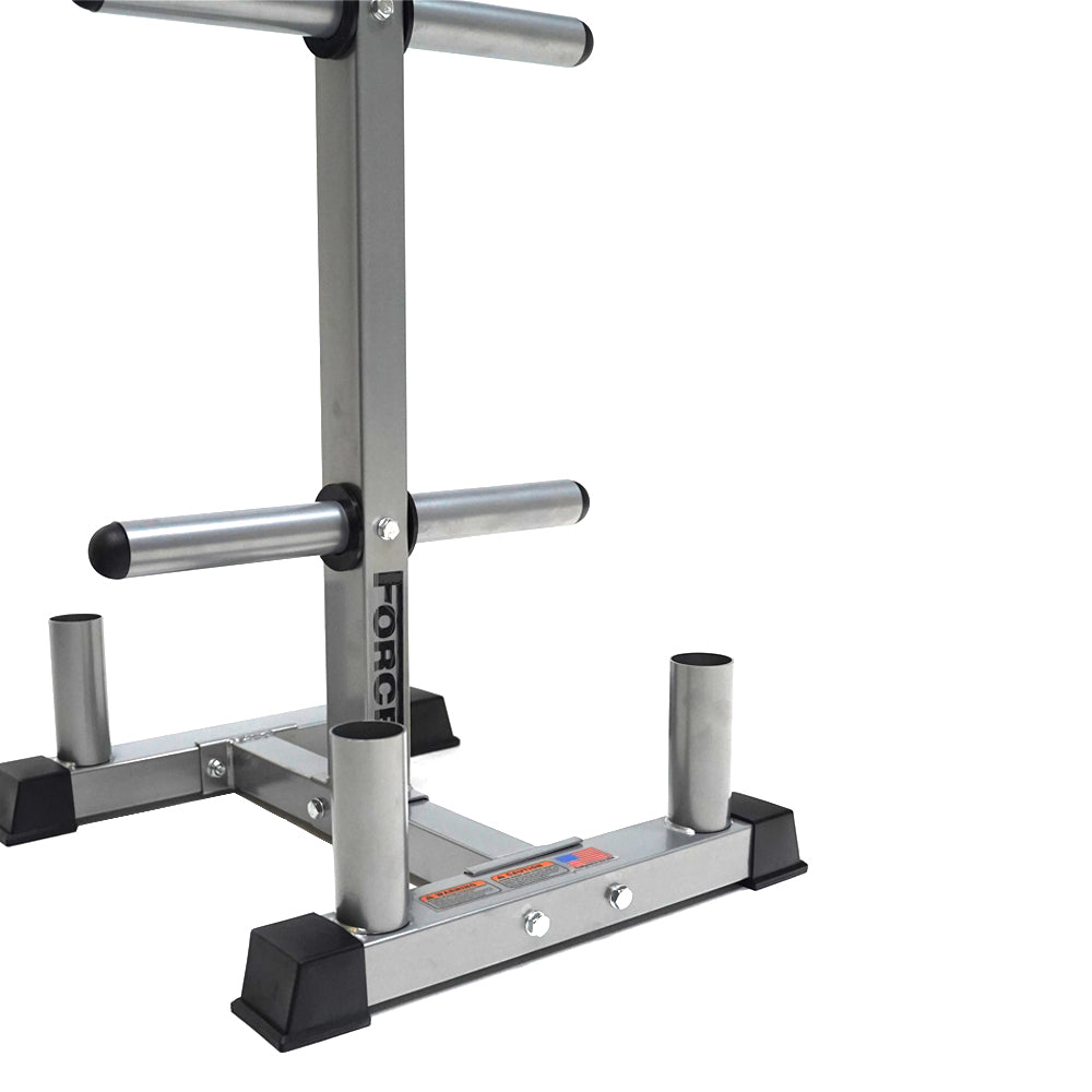 Force USA Olympic Weight Tree w/ Barbell Holder - Home Use
