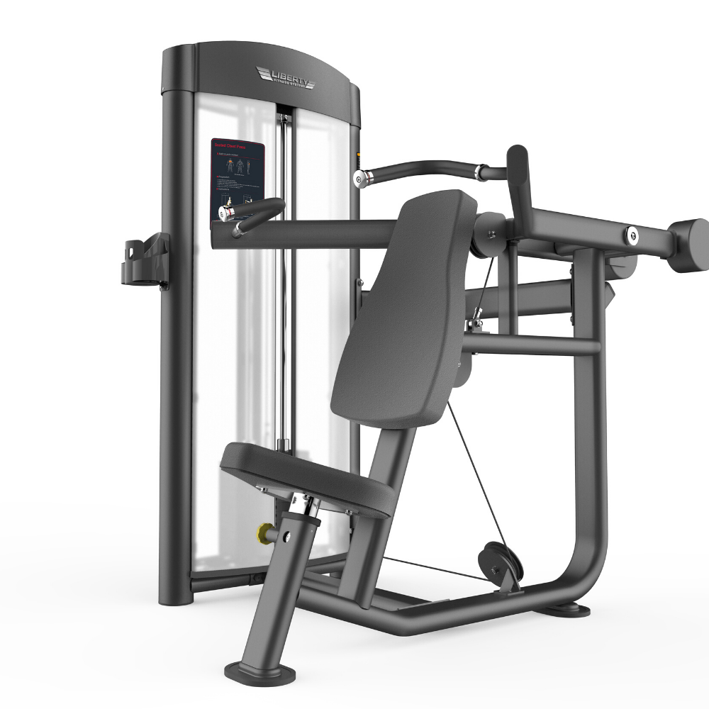 Liberty Fitness Arizona Series Commercial Shoulder Press