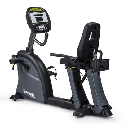 SportsArt Foundation Series Recumbant Bike - Self-generating, w/HRC (Light Commercial)