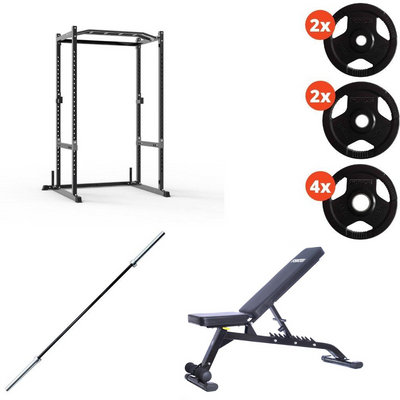 Force Usa PTP Rack Package 1