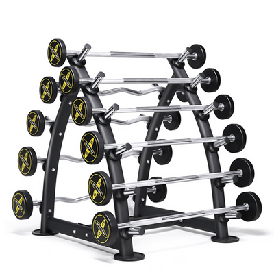 Brute Strength 10 Barbell Rack