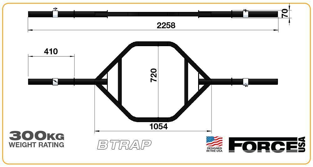 Force USA Trap Bar